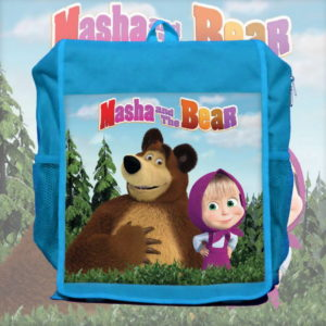 tas anak masha and the bear